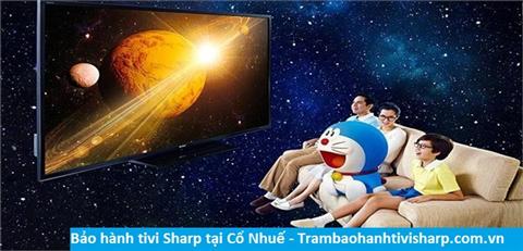 Bảo hành sửa chữa tivi Sharp tại Cổ Nhuế