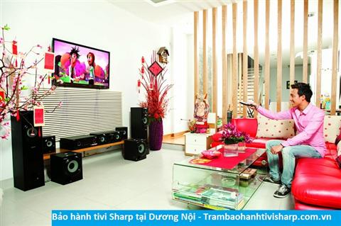 Bảo hành sửa chữa tivi Sharp tại Dương Nội