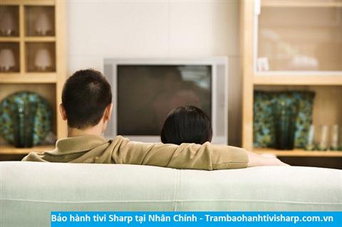 Bảo hành sửa chữa tivi Sharp tại Nhân Chính