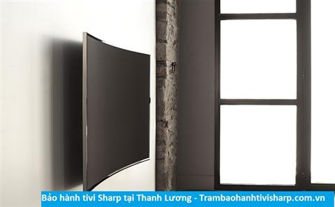 Bảo hành sửa chữa tivi Sharp tại Thanh Lương