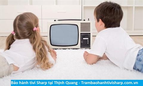 Bảo hành sửa chữa tivi Sharp tại Thịnh Quang