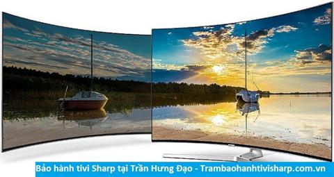 Bảo hành sửa chữa tivi Sharp tại Trần Hưng Đạo